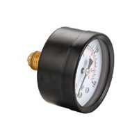 Steel Case Pressure Gauge